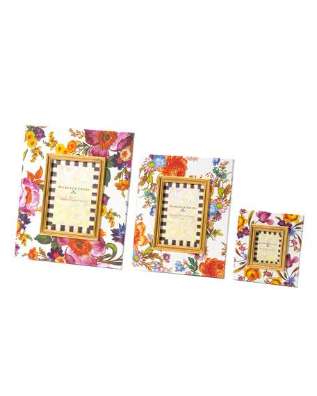 "2.5"" x 3"" Flower Market Picture Frame"
