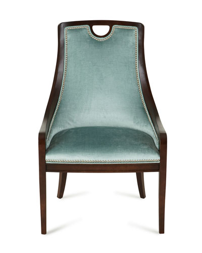Dining Chairs Leather Amp Acrylic Dining Chairs At Neiman