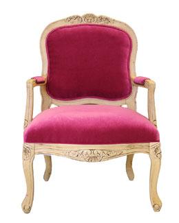Rush Blossom Chair