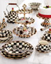 Courtly Check Salt & Pepper Shaker Set