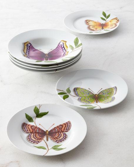 20 Piece Butterfly Dinnerware Service