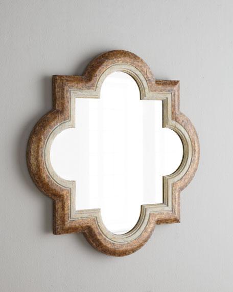 Violeta Quatrefoil Mirror