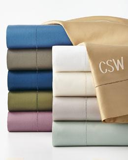 Two Standard 624TC Pillowcases
