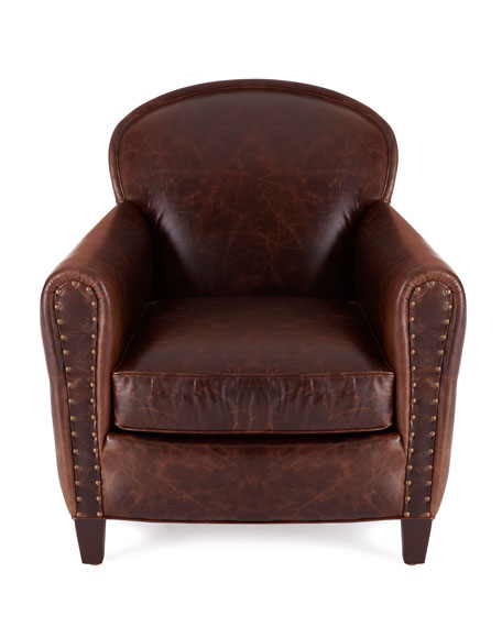 Maverick Leather Chair