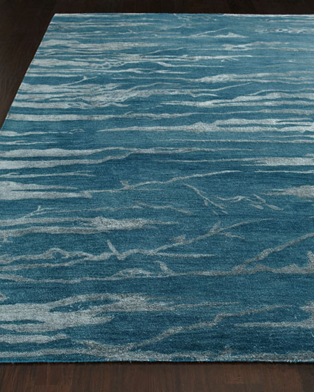 """Tranquility Rug, 3'6"""" x 5'6"""""""