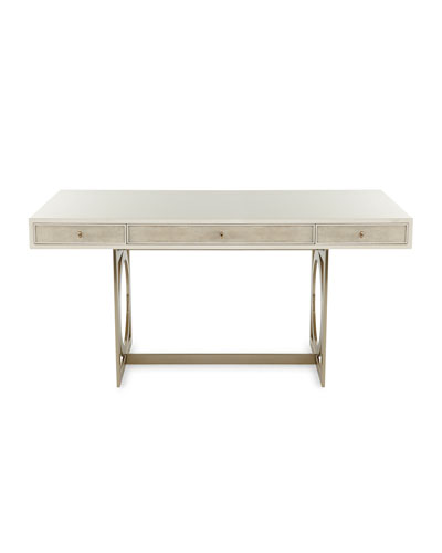 Anjali Writing Desk Quick Look. Bernhardt