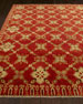 Artisan Floral Rug, 9' x 12'