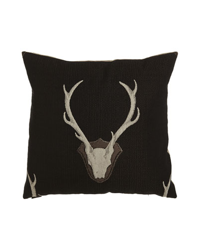 Montana Loren Deer Pillow