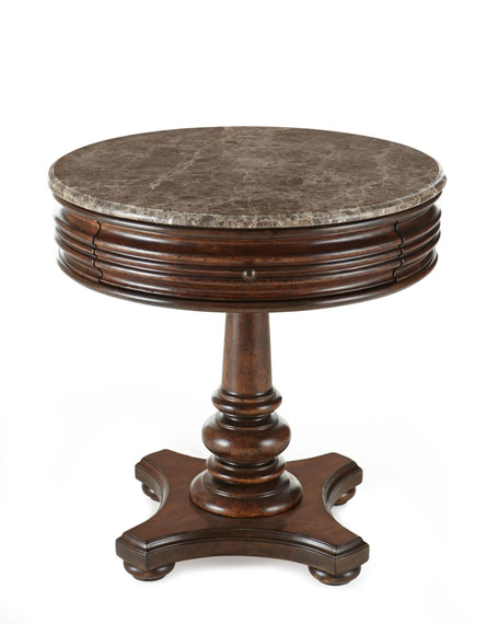 Sonoma Round Side Table