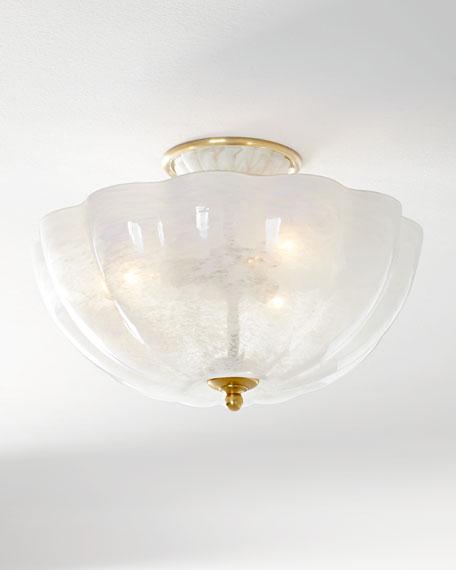 Aerin Rosehill Semi Flush Light Fixture