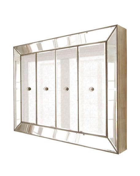 Murano Flat-Screen Wall Cabinet