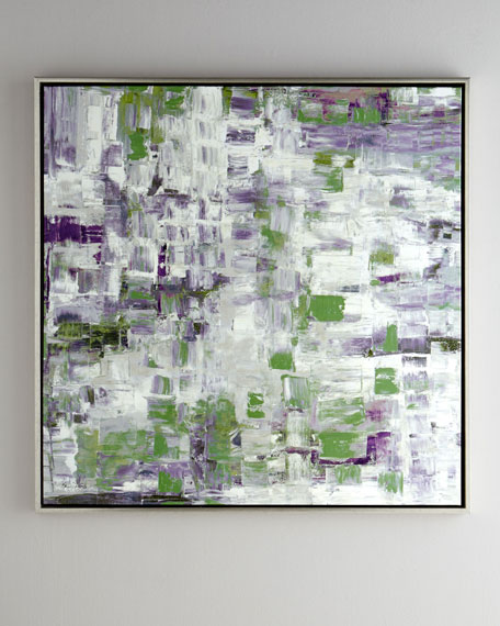 Pretty in Plums Giclee