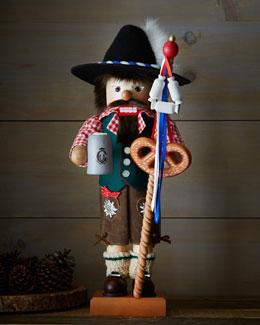Ulbricht Bavarian Nutcracker Santa