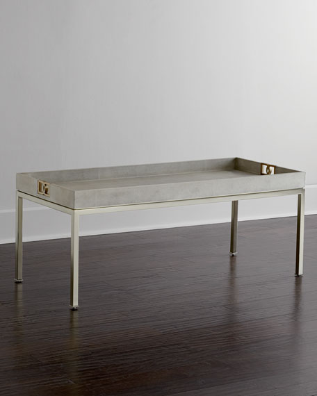 Superbe Bernhardt Stockhart Coffee Table