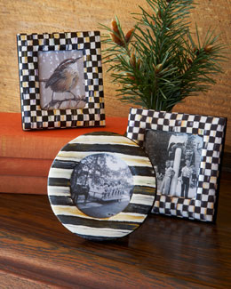 Courtly Check Frame Gift Set