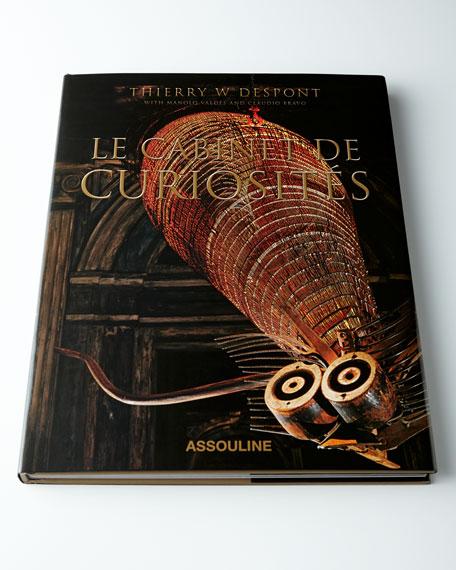 Le Cabinet de Curiosites Book