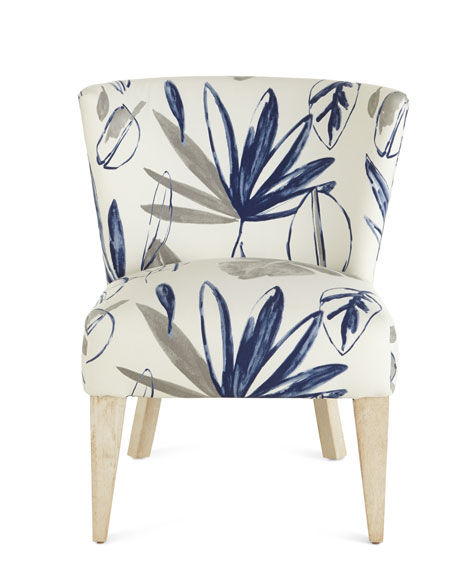 Allison Botanical Chair