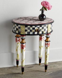 Petite Poppy Table