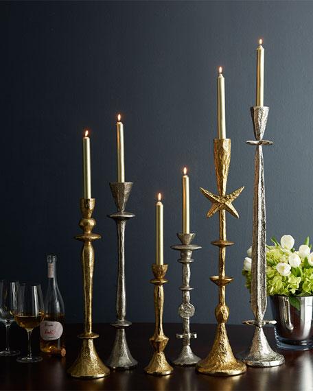 Six Alberto Candlesticks