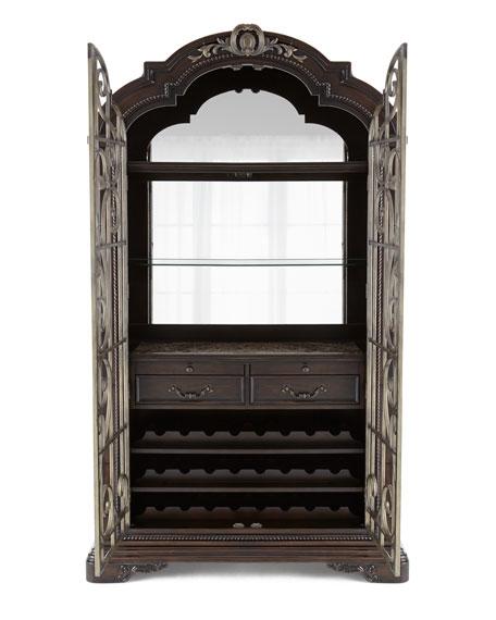 Colette Wine Cabinet