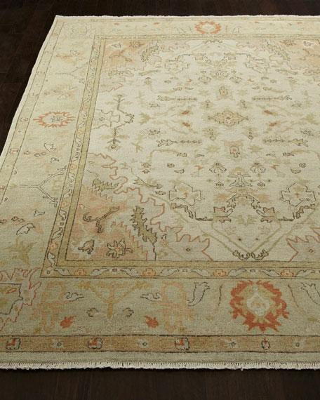 Aztec Frieze Rug, 6' x 9'