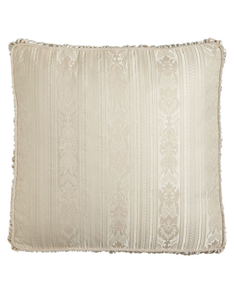 Le Creme Maison Stripe European Box Sham with