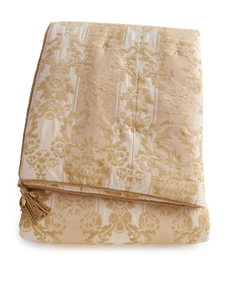 Austin Horn Collection Queen Antoinette Chenille Comforter