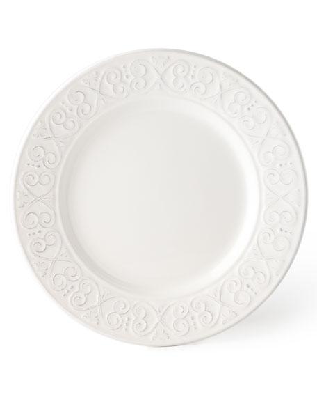 16-Piece Bella Mesa Calista White Dinnerware Service
