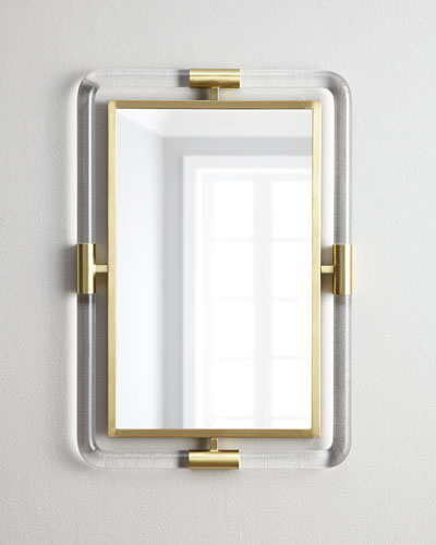 Jacques Acrylic Mirror