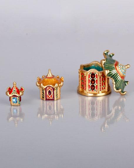 Triple Pagoda Box