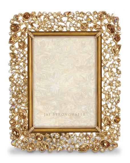 """Javier Bejeweled 5"""" x 7"""" Fame"""