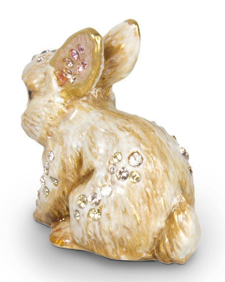 MINI BUNNY FIGURINE