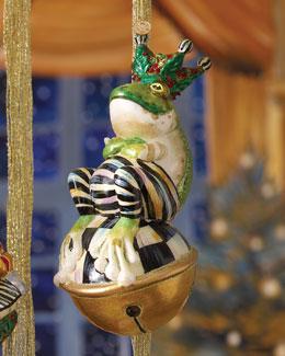 Mr. Jingles Christmas Ornament