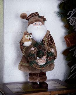 "Woodland 20""T Santa"