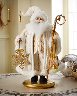 "Golden 20""T Santa"