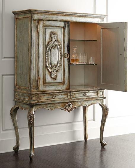 Arezzo Bar Cabinet