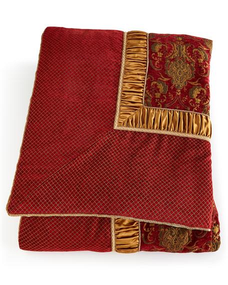 Scarlet Queen Comforter
