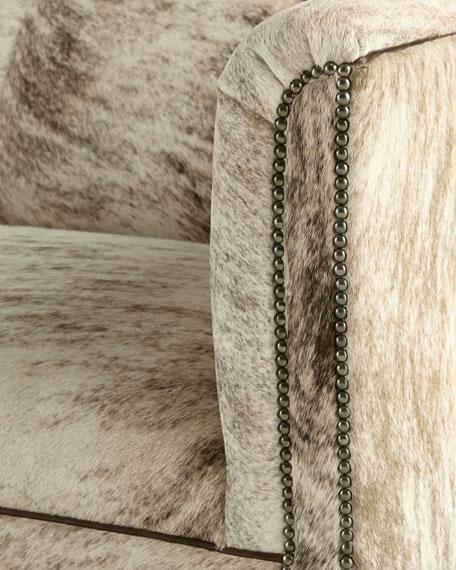 Bryson Hairhide Sofa