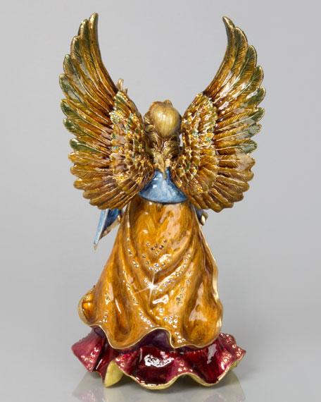 Rejoicing Angel Figurine
