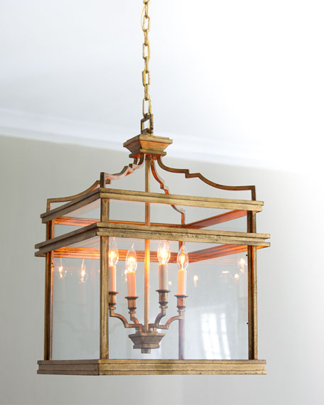 Beautiful oversized lantern