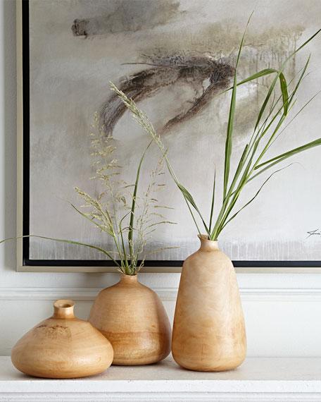 Jamie Young Organic Wood Vases