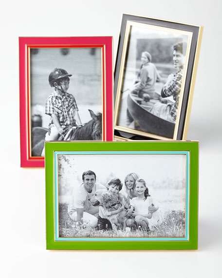 Kate Spade New York Portland Place 4 X 6 Picture Frame