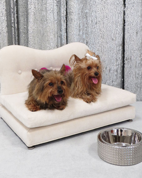 Glamour Dog Bed