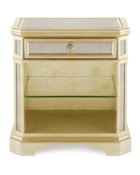 Laycie Mirrored Side Chest