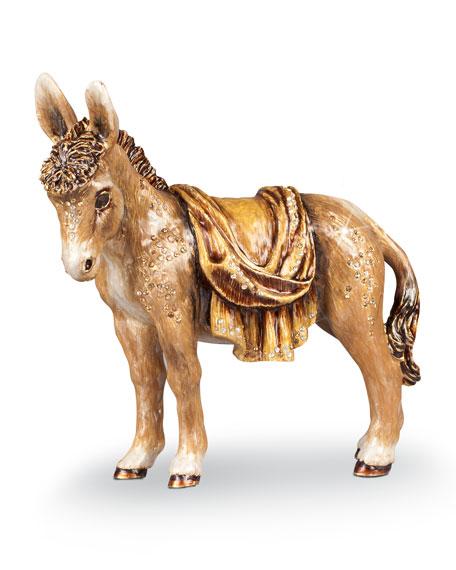 Donkey Figurine