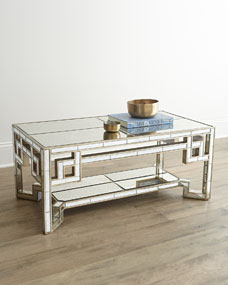 Regina andrew design amherst coffee table for Coffee tables regina