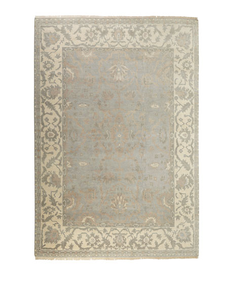 Perry Oushak Rug, 8' x 10'