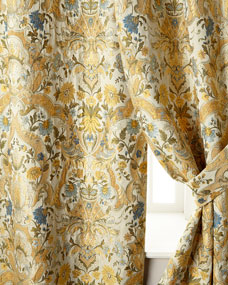 Austin Horn Classics Two 52 Quot W X 96 Quot L Manor Curtains