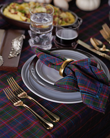 Emerson Pewter Dinner Plate