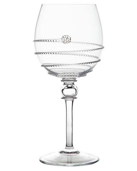 Juliska Amalia Full Body White Wine Glass